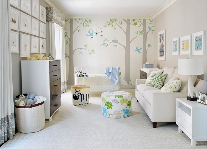 Wallpaper For Babies Rooms