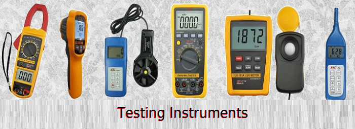 testing-instruments