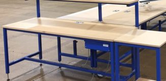 warehouse-packing-bench
