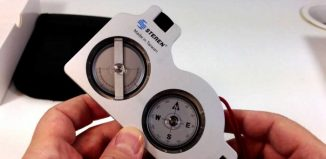 compass-and-inclinometer
