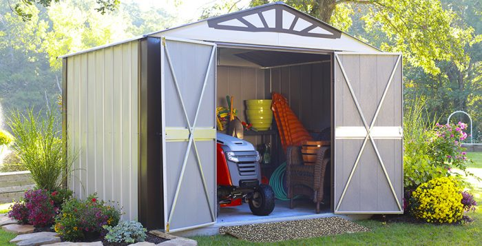 steel sheds for sale featured