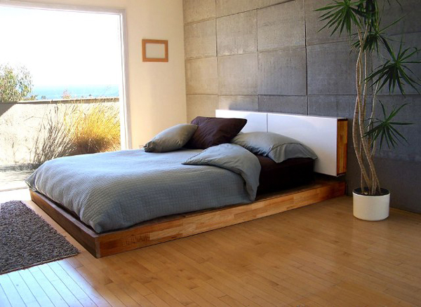 Queen-Size-Bed-Frame