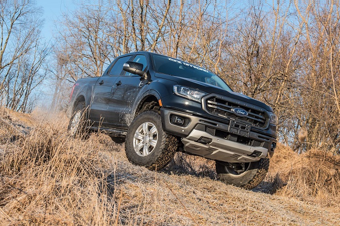 offroad ford explorer