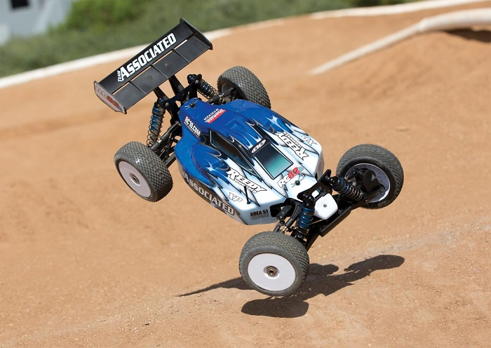 remote controlled race car