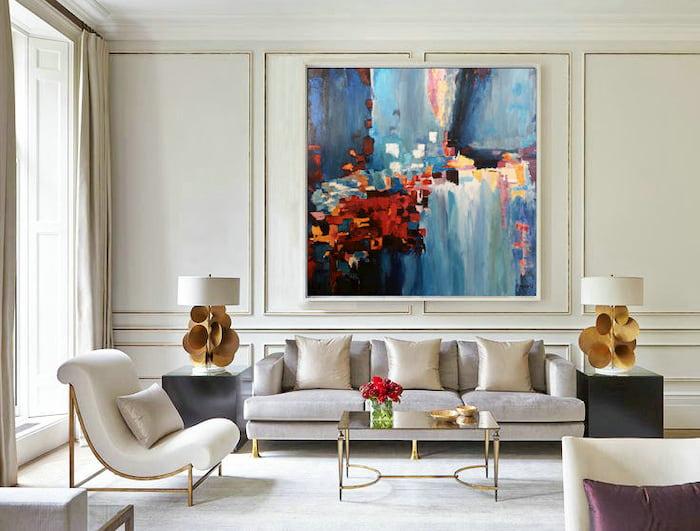 artwork for living room