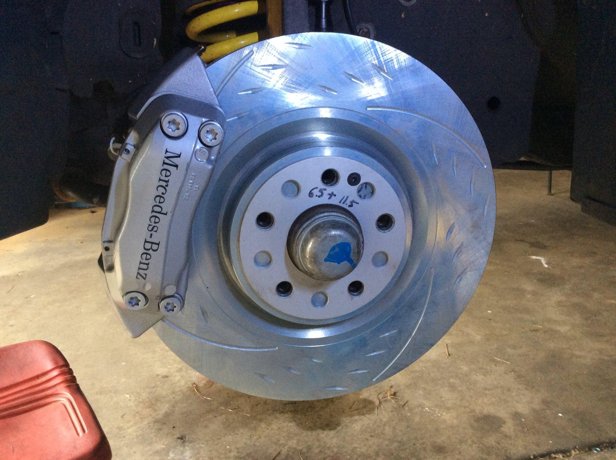brake pads for mercedes