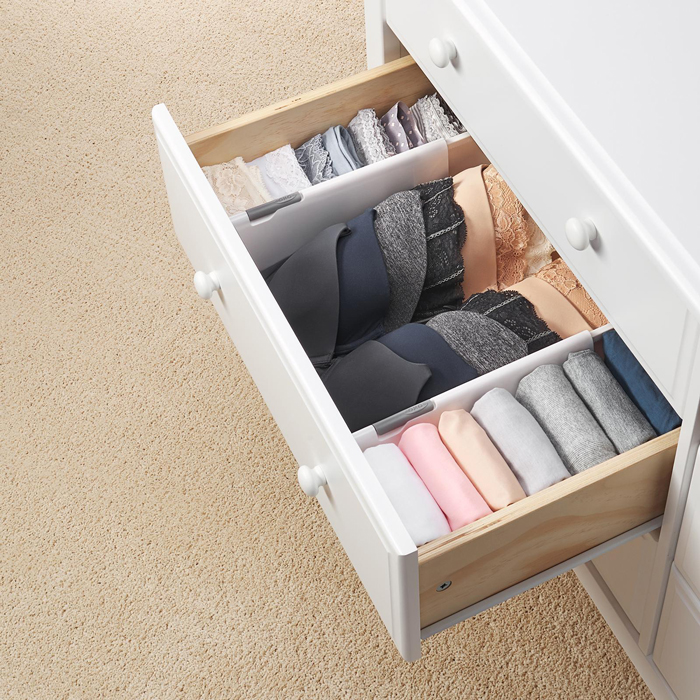 drawer and organizer bathroom shelves countertop