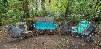portable hiking chair