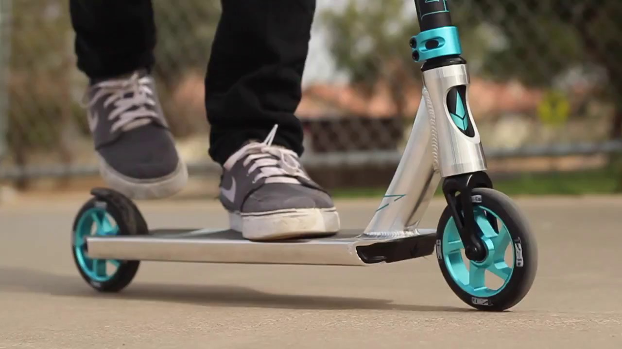pro trick scooter model