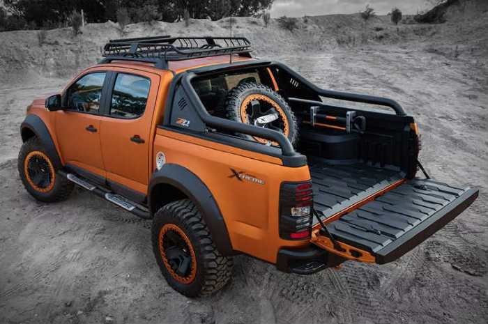 roof racks to suit holden colorado
