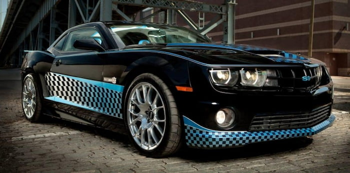 grilles and wheels customization