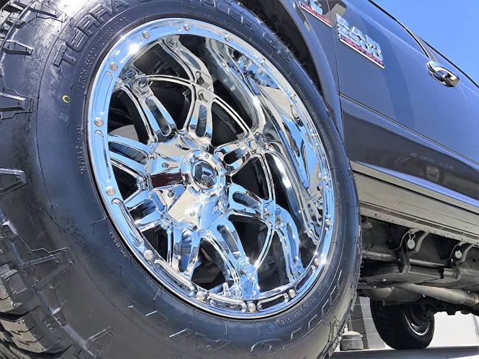 car custom wheels
