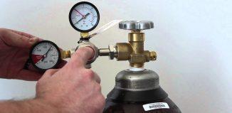 gass bottle for welding
