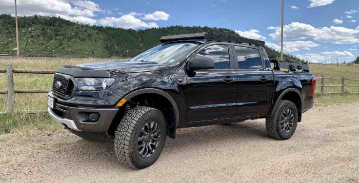 roof rack for ford ranger