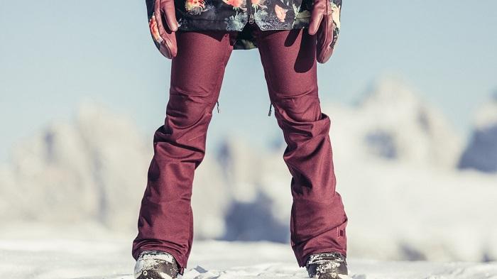 Ladies snow pants