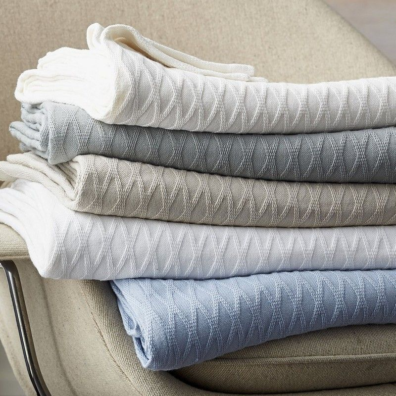cotton bamboo blankets